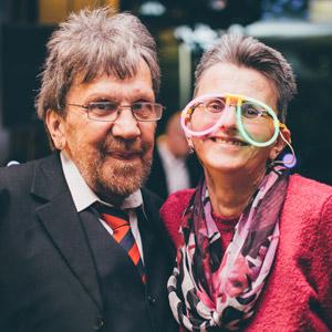 Ulrike und Thomas Wiedemann