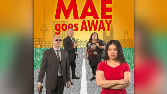 MAE goes AWAY
